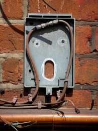 El grito (Munch) versión industrial